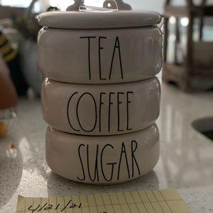 Rea Dunn coffee stacker